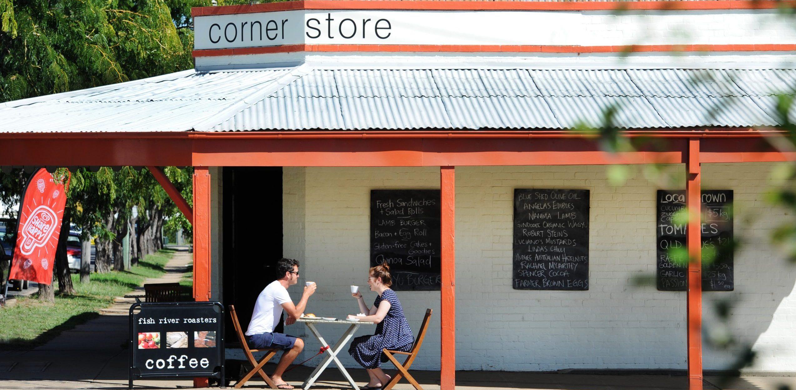 Cafe Culture - Mudgee Region