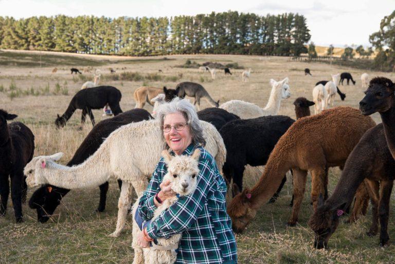 Diana Rutter - Keiana Alpaca Lodge, Mudgee