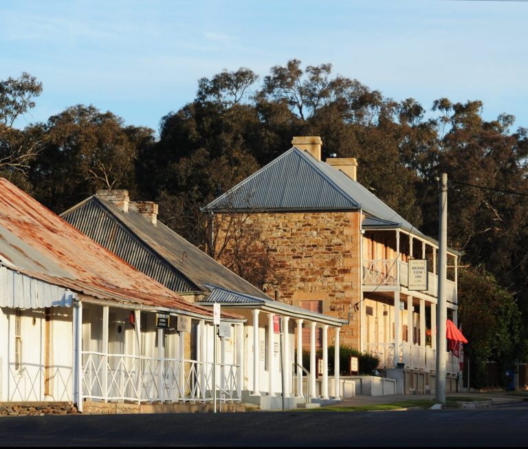 Heritage Buildings - Rylstone