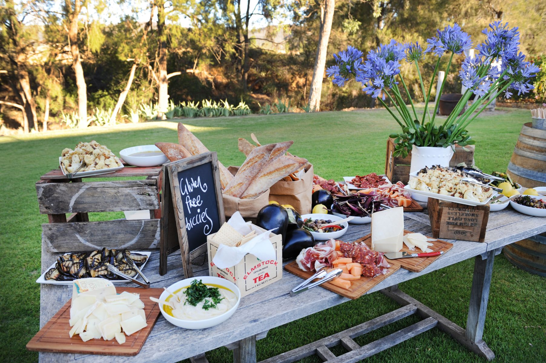 Local Caterers - Mudgee Region