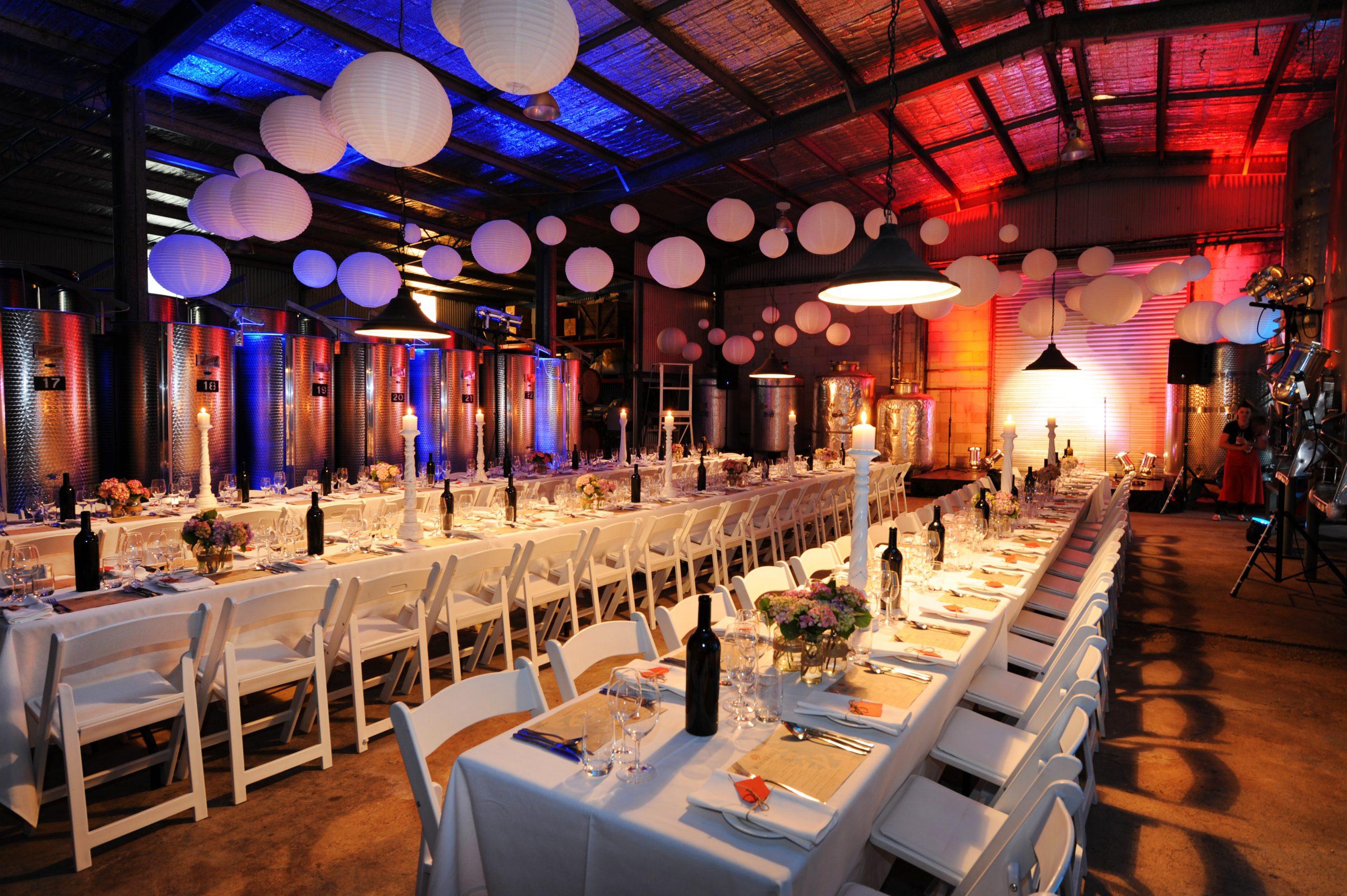 Weddings + Functions - Venues in Mudgee Region