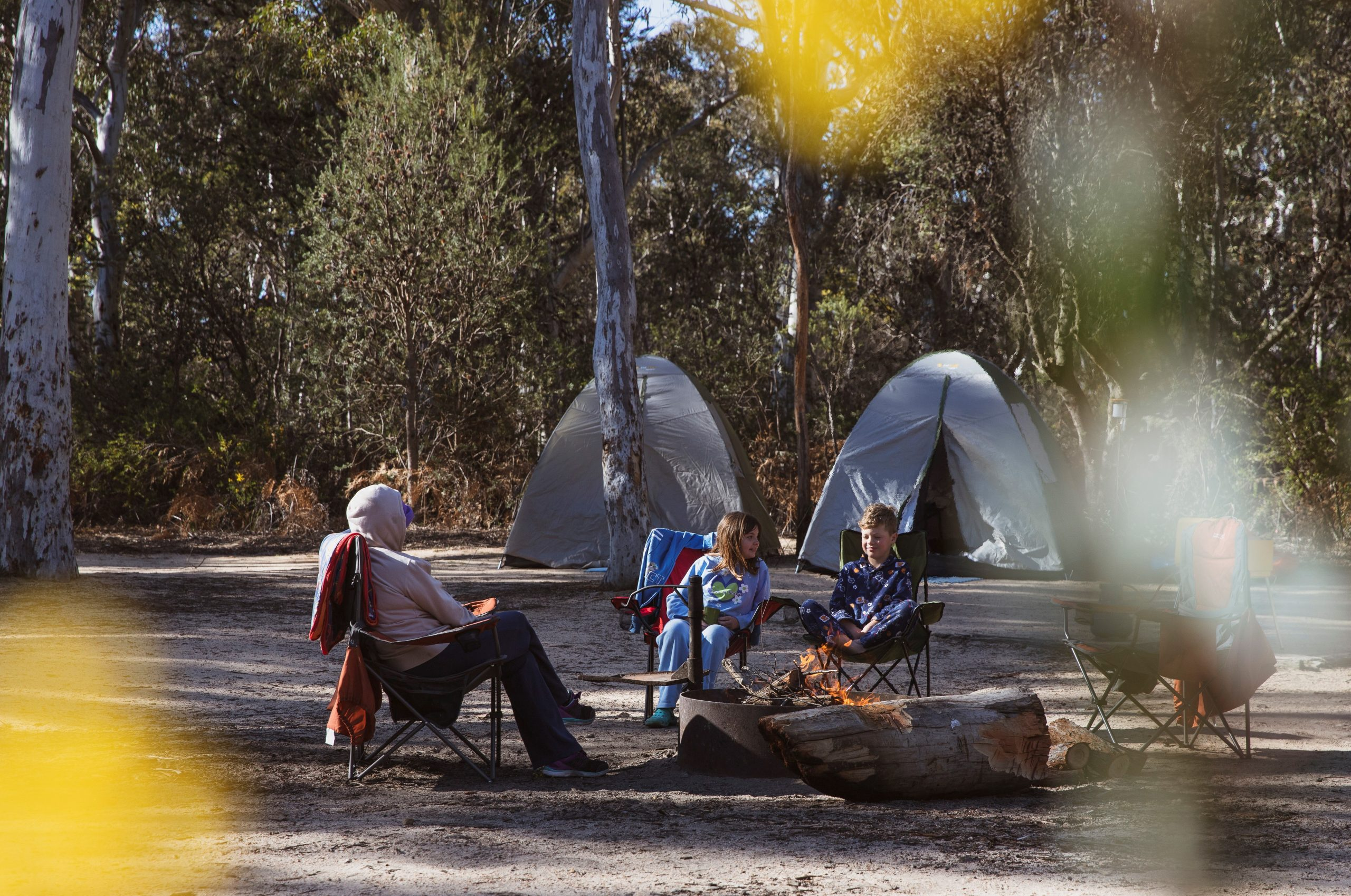 Holiday Parks + Campsites - Mudgee Region