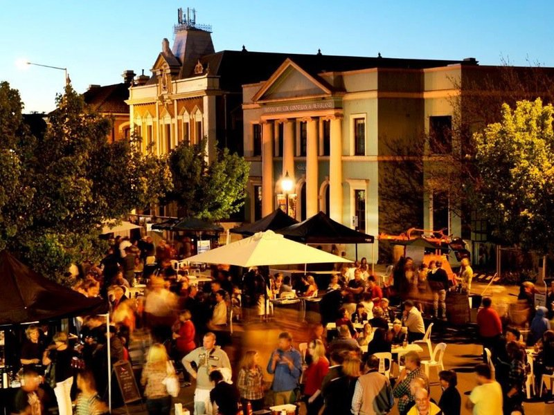 Mudgee Region Food + Wine Festival