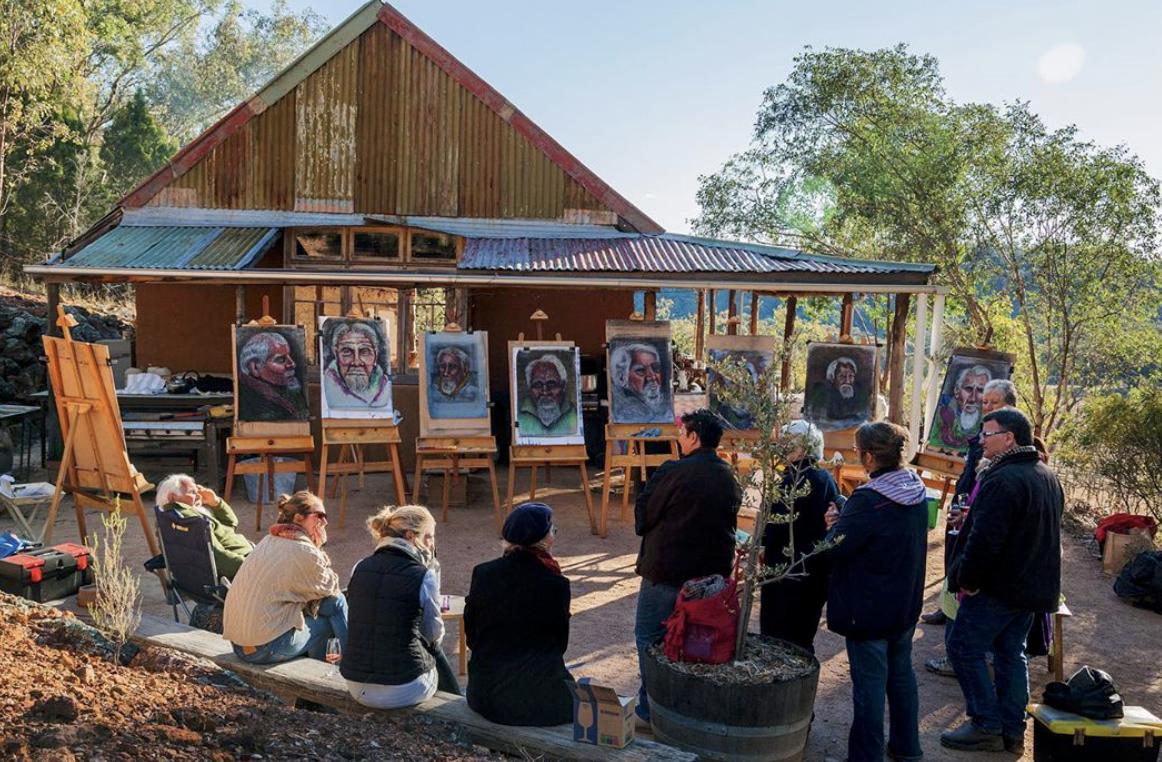 Rosby Art Workshops