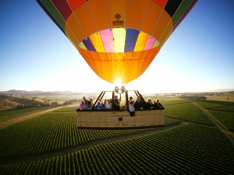 Balloon Aloft Mudgee Region