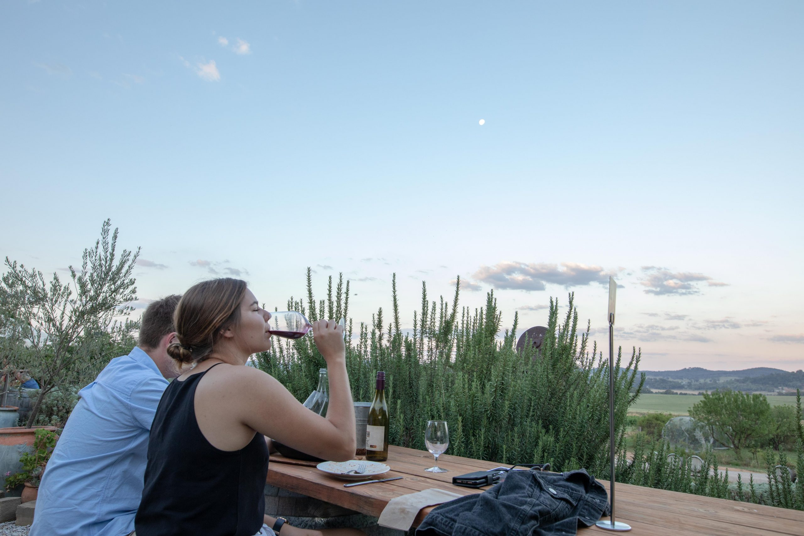 Lowe Family Wine Twilight Tapas