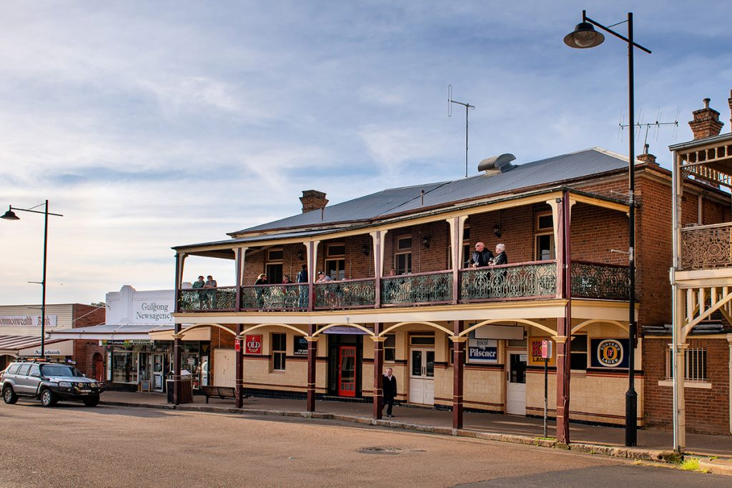 Commercial Travellers House Gulgong