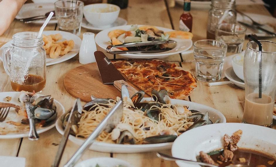 Italian Feast - Little Cooking School