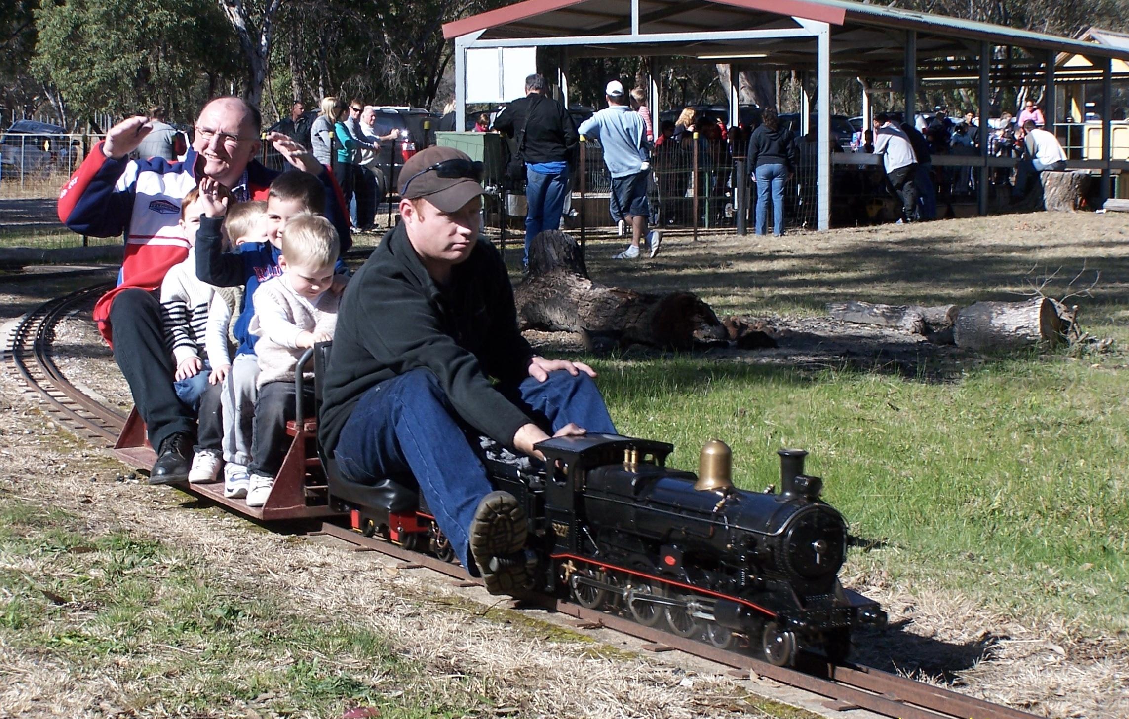 Mudgee Miniature Railway