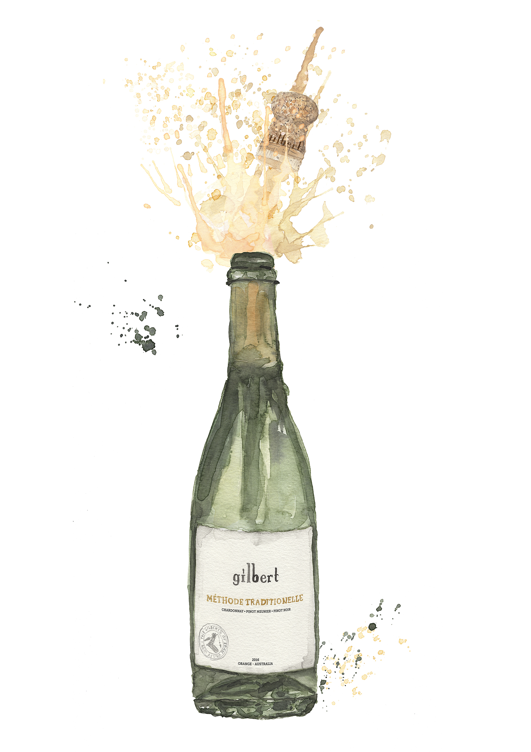 Gilbert Wines Sparkling Launch